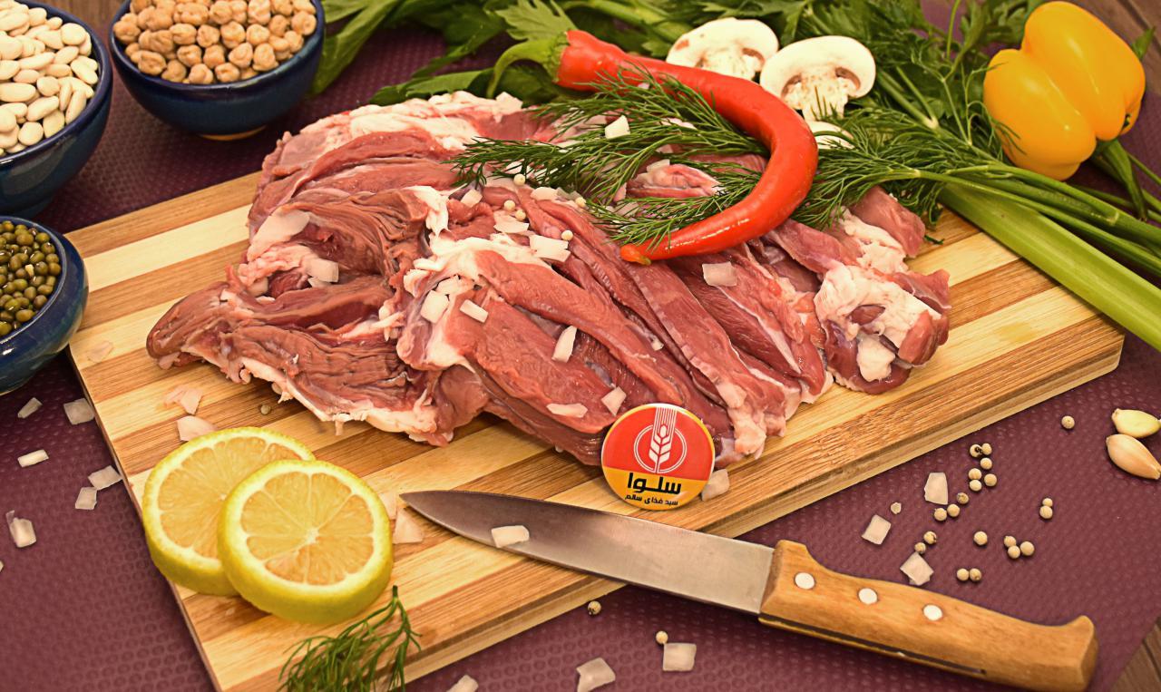 خرید گوشت سالم