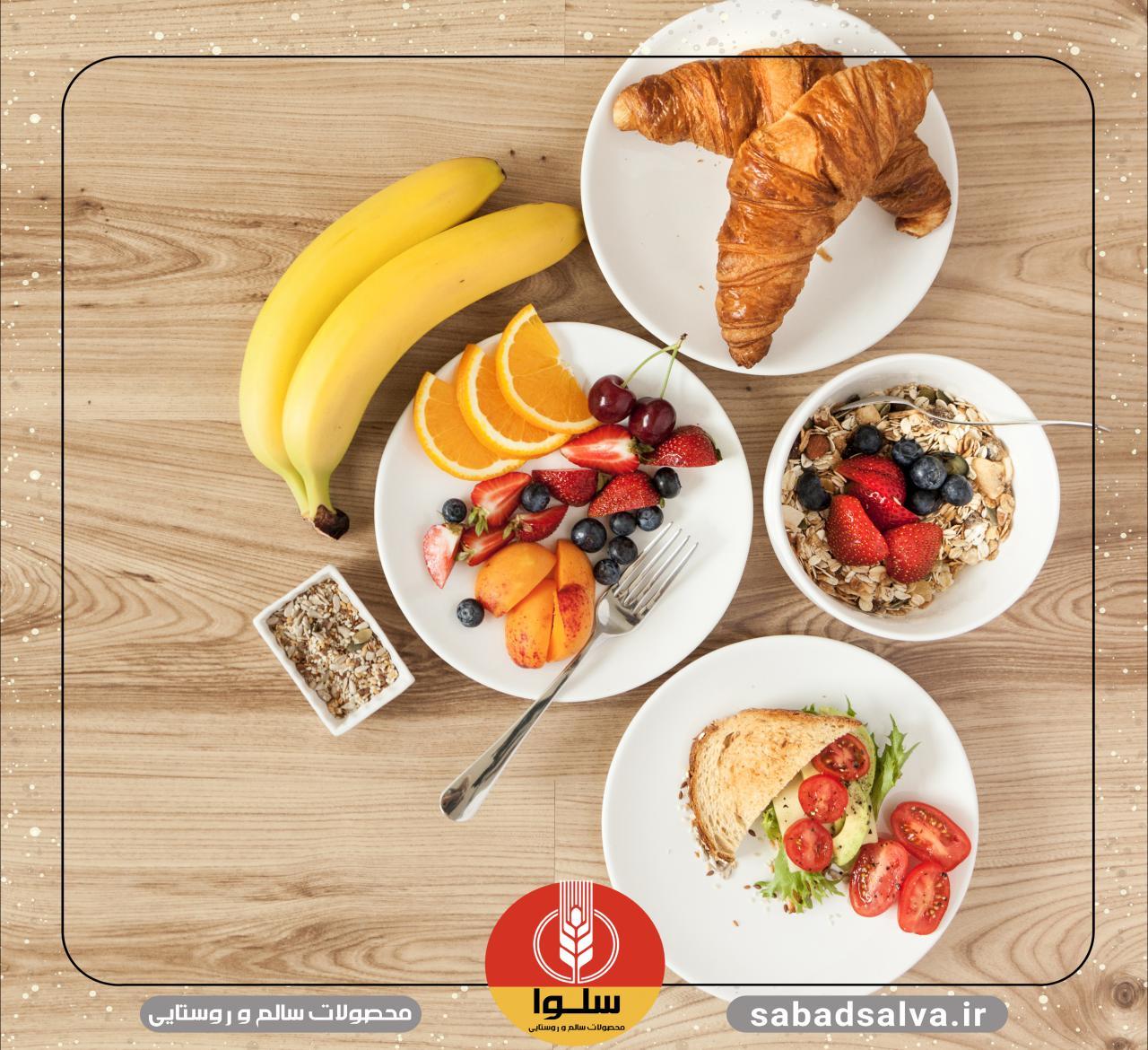 11 پیشنهاد برای صبحانه سالم + فیلم
