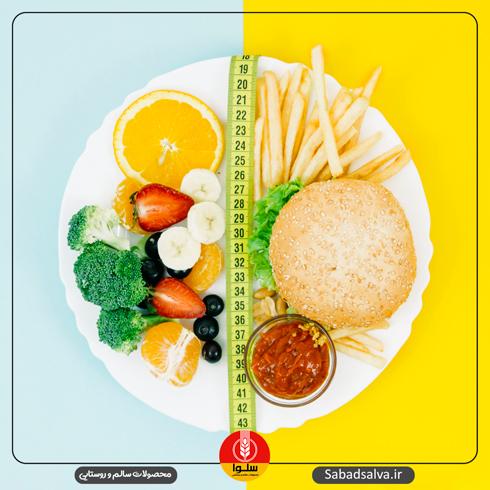 11 راهکار برای کاهش وزن با رژیم غذایی سالم + فیلم