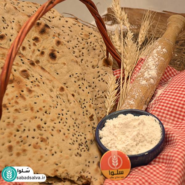 اصفهان(نان بومی روستایی)