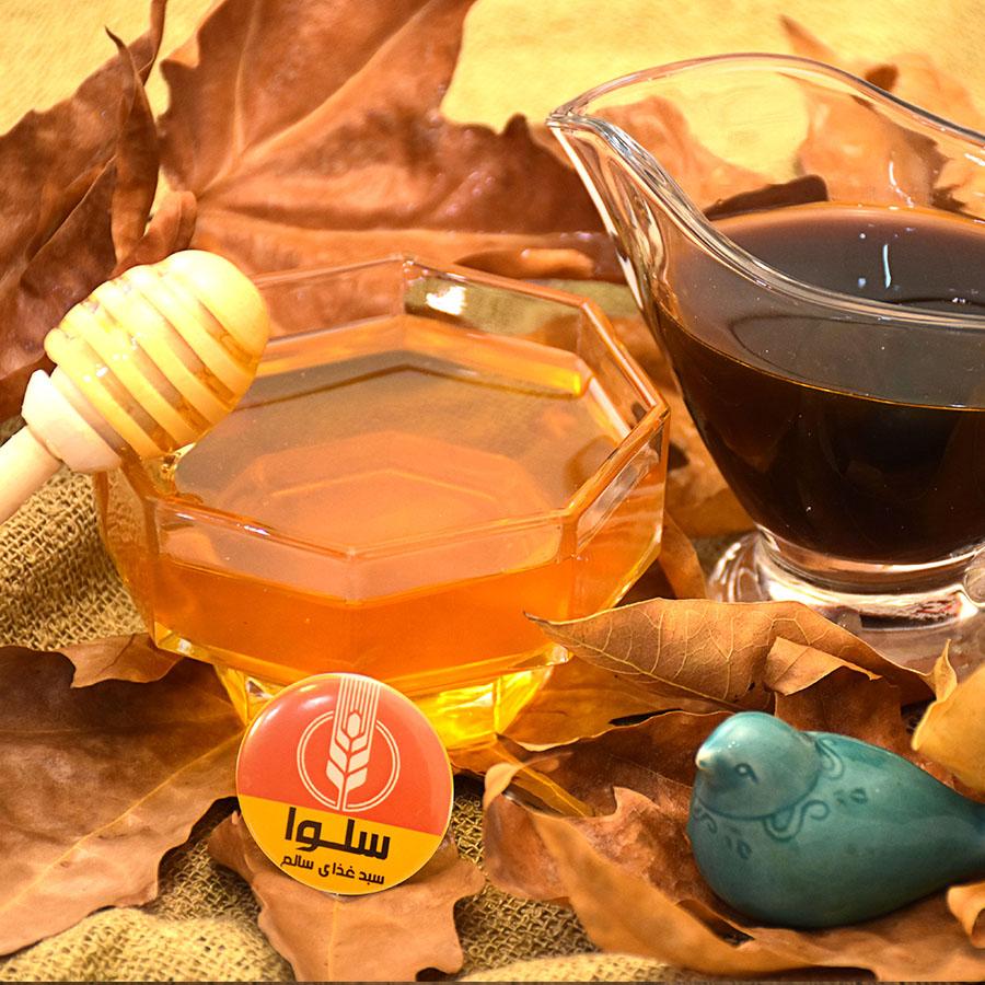عسل، شیره و مربا