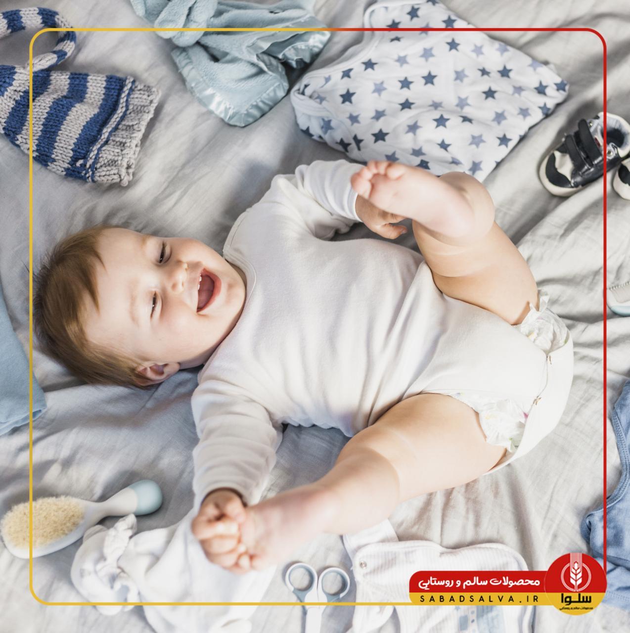 20 مزیت انکار نشدنی شیر مادر