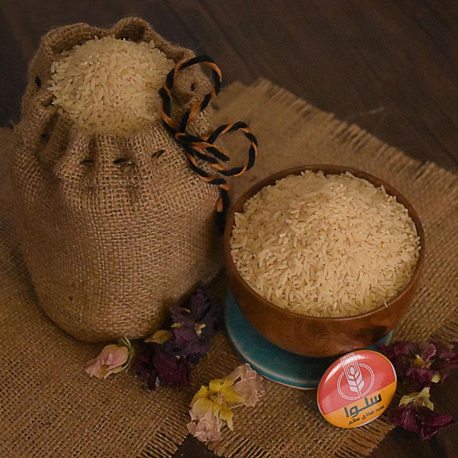 برنج عنبربو (5 کیلوگرم)