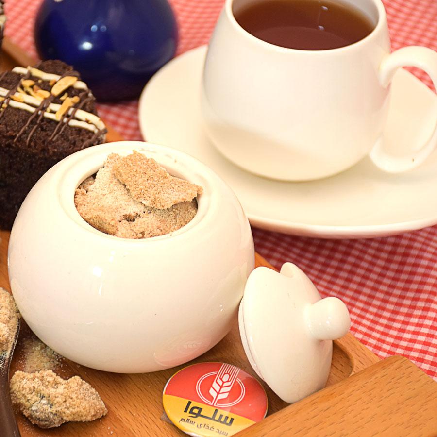 شکر قهوه ای (1 کیلوگرم)