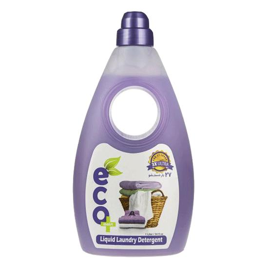 مایع لباسشویی بنفش ایکو (1 لیتر)