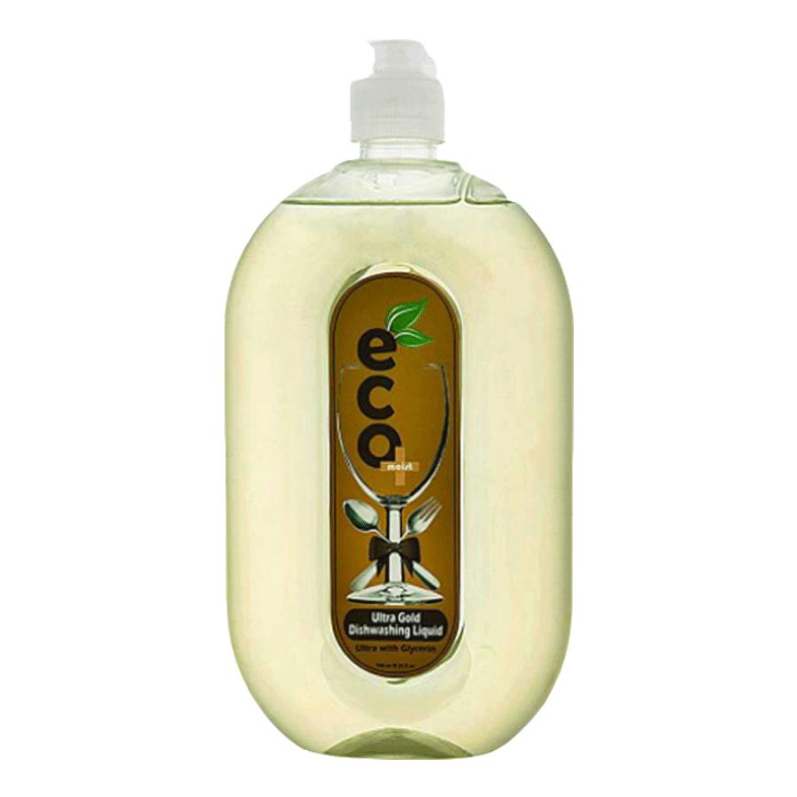 مایع ظرفشویی طلایی ایکو (800 سی سی)