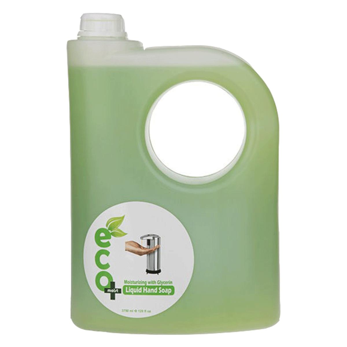 مایع دستشویی بزرگ سبز ایکو (3750 سی سی)