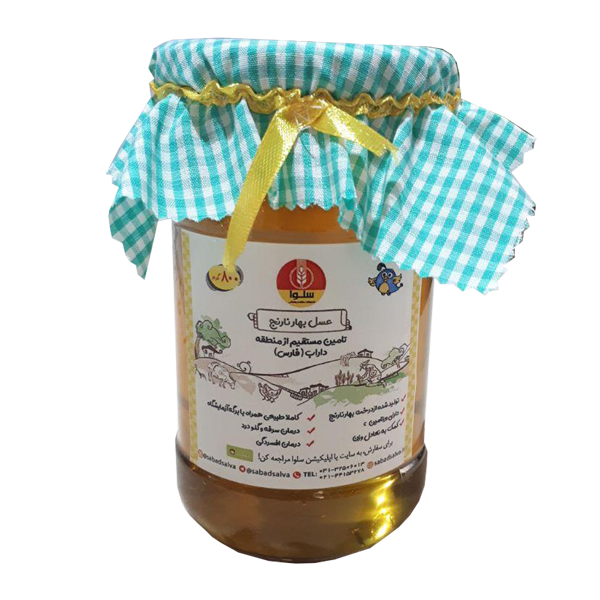عسل بهارنارنج (800 گرم)