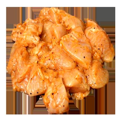 جوجه کباب تندوری ران مرغ سبز (1 کیلوگرم)