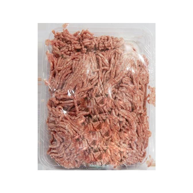 گوشت چرخ کرده مخلوط گوسفندی (نیم کیلوگرمی)