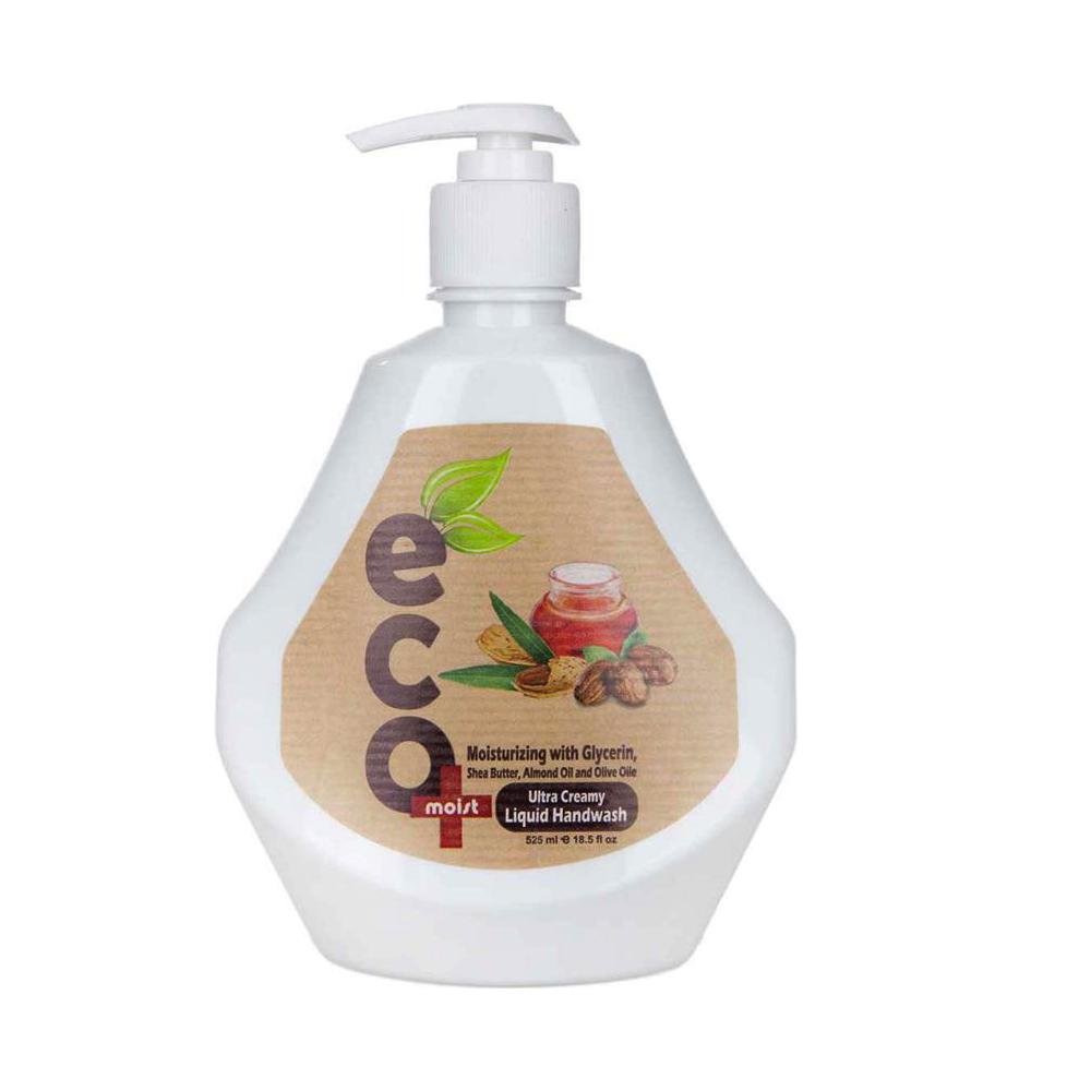 مایع دستشویی کرمی ایکو (525 سی سی)