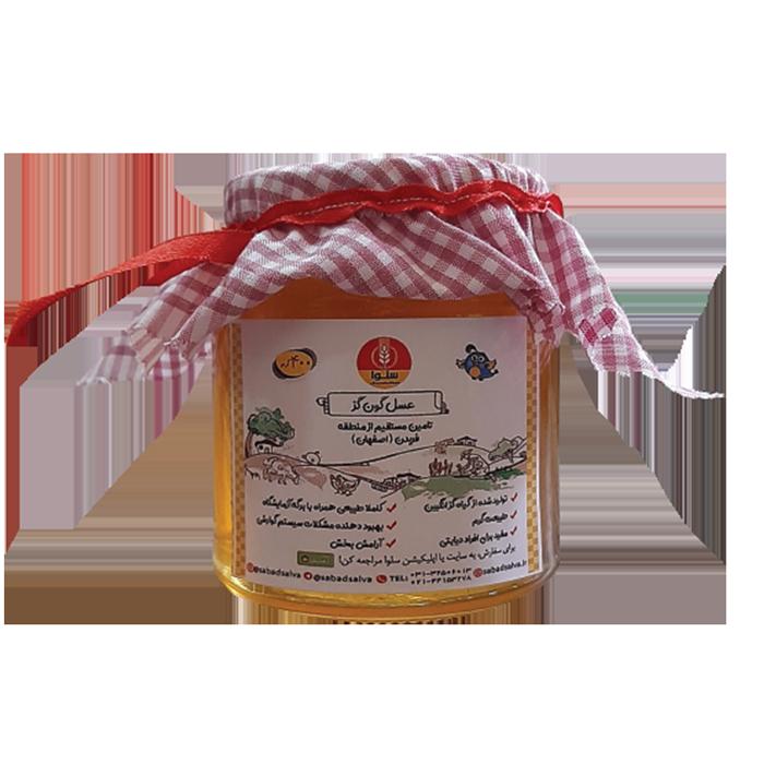 عسل گون گز (400 گرم)