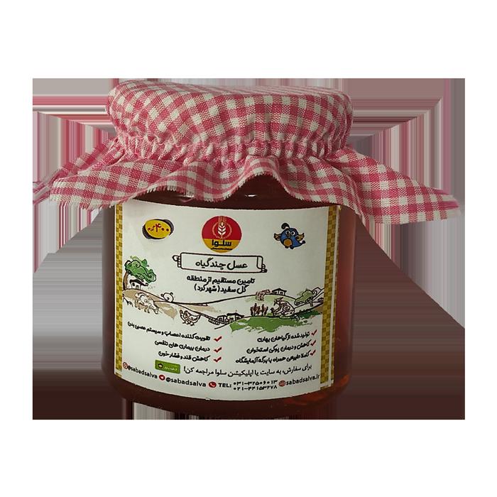 عسل چند گیاه (400 گرم)