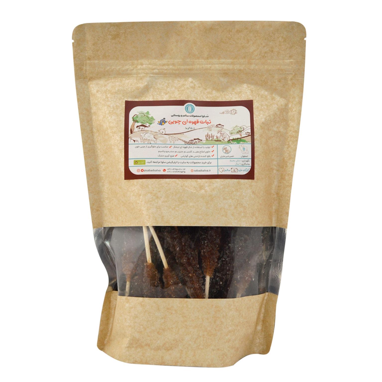 نبات قهوه ای شاخه ای (500 گرم)